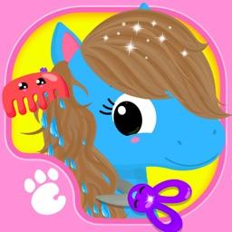 Cute & Tiny Horses