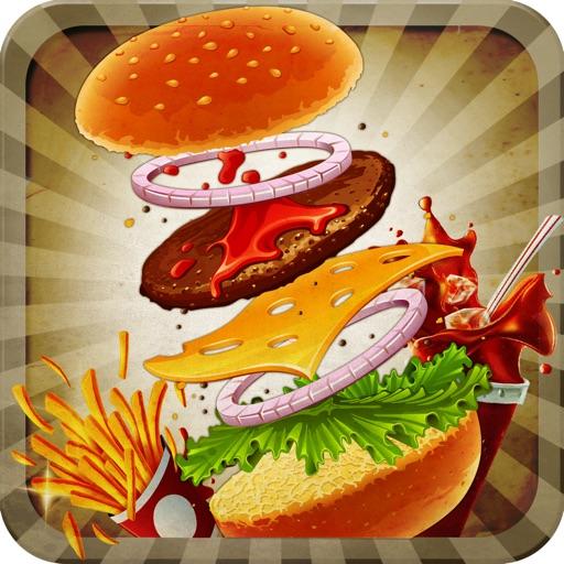 Fast Food Burger Shop