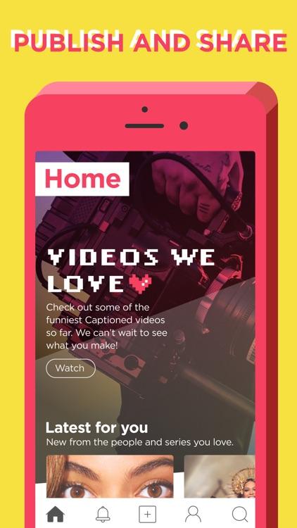 Captioned - Say, Show, Share screenshot-3