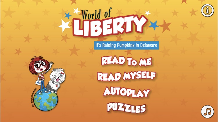World Of Liberty Adventure 1 screenshot-0