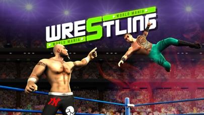 Wrestling World Mania screenshot one