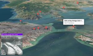 California NOAA Radar and Traffic Camera 3D Pro