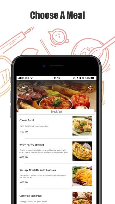 Lezzoo Eats: Food Ordering - 窓用
