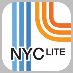NYC Subway KICKMap Lite