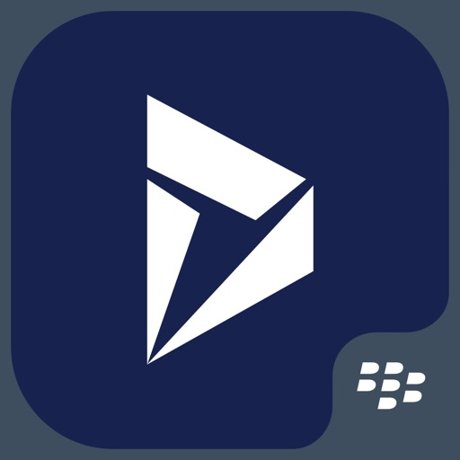 Dynamics 365 for BlackBerry
