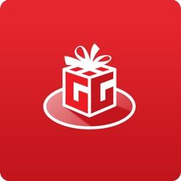 GettaGift Wishlist Gifting app