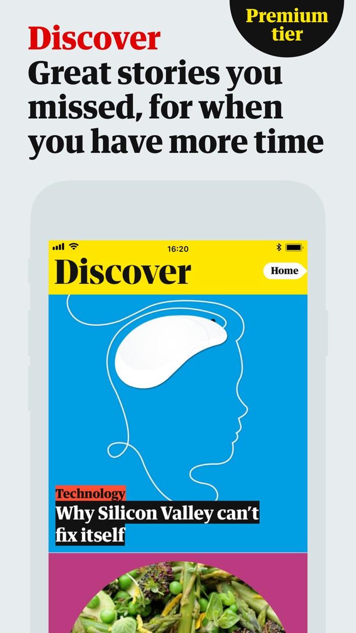 The Guardian: News & Opinion Screenshot