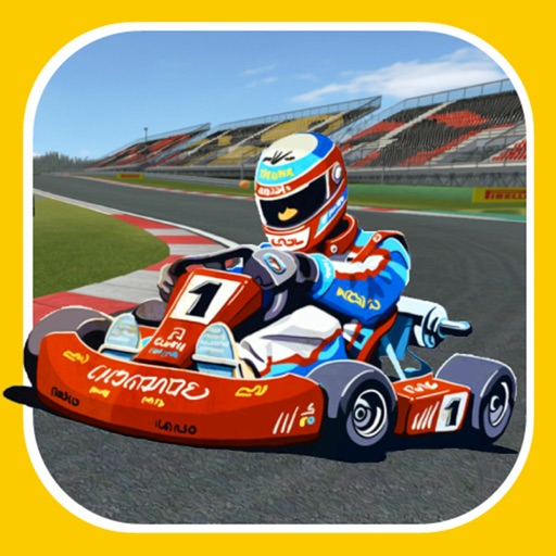 Go Kart Racing 3D iOS App