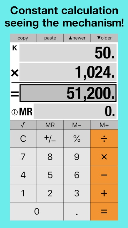 Calculator - Dentaku