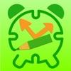 手書きメモアラーム - 【シンプルなリマインダー】 - iPadアプリ