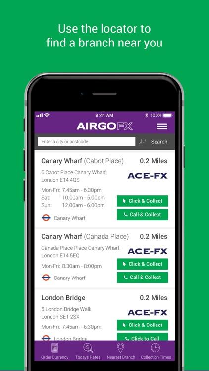 AIRGOFX - Travel Money Online