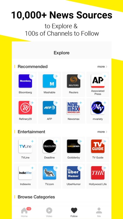 download TopBuzz - Viral Videos & News apps 2