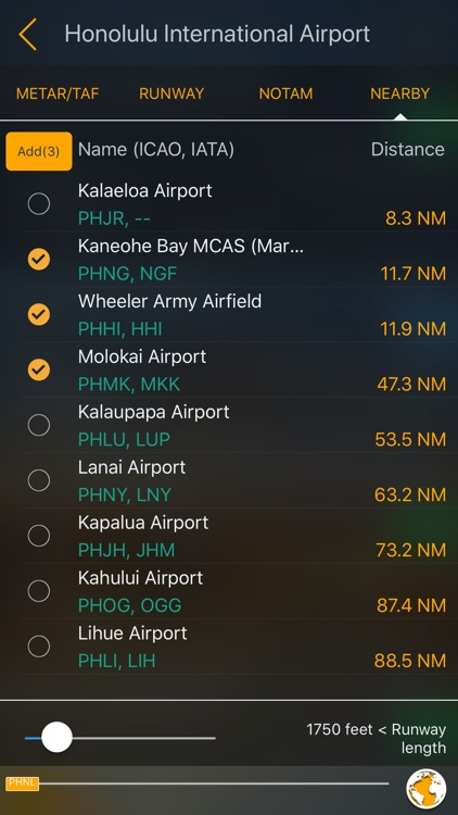 Aviation Weather Group Manager screenshot-3