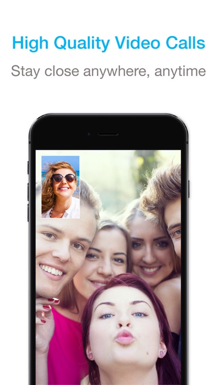 JusTalk - Fun Video Calls & Video Chat App screenshot-0