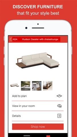 Roomle 3d Ar Raumplaner Ipad App Itunes Deutschland Chartoo