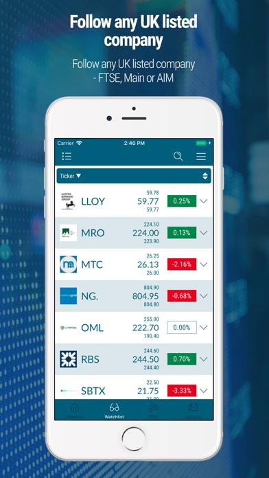 Vox Markets screenshot two