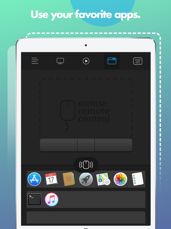 Remote for Mac Screenshots