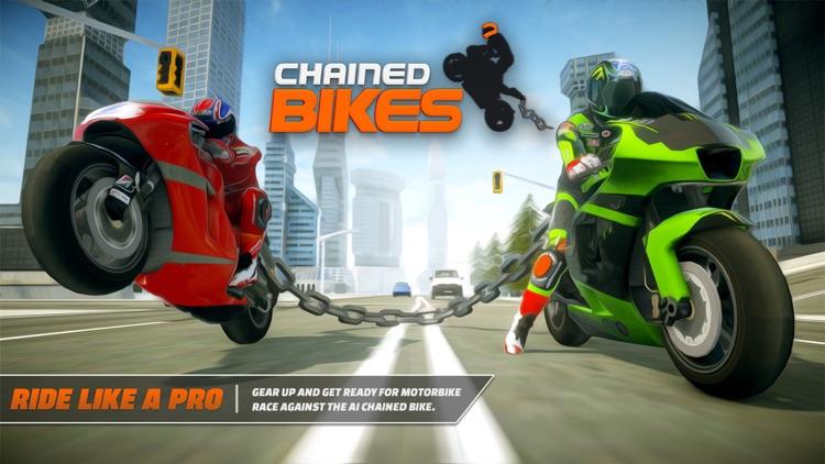 Chained Bike Rider Challenge