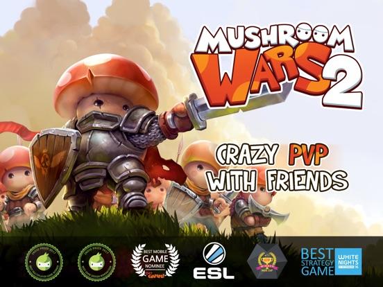 Игра Mushroom Wars 2
