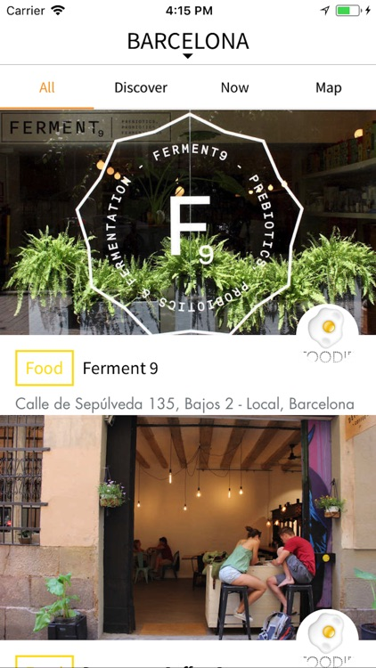 Foodie BCN screenshot-1