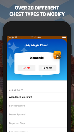 Magic Chests for Minecraft PE on the App Store