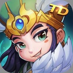 推倒三国:王者塔防游戏