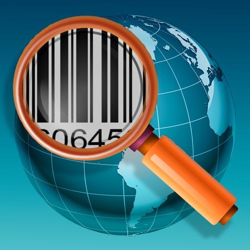 Barcode scanner. QR scanner. iOS App