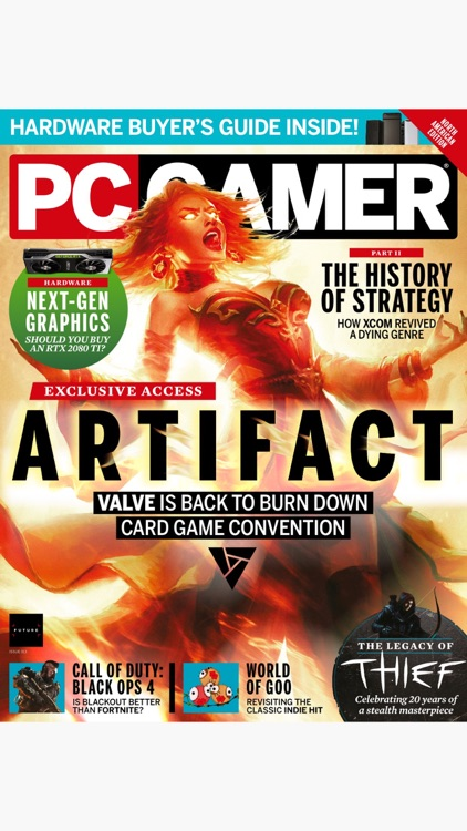 PC Gamer (US): the world's No.1 PC gaming magazine