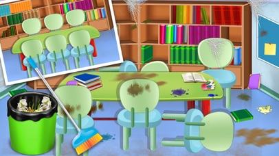 Baby School Cleaning screenshot 3