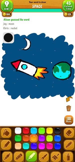 Draw N Guess Multiplayer On The App Store