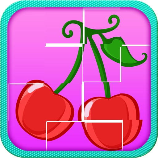 Burning fruit Puzzle - AoAo Children Puzzles