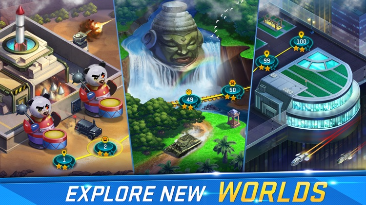 Jetpack Joyride India Official screenshot-5