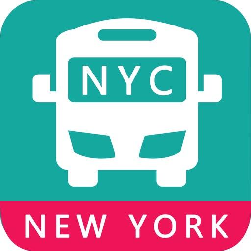 NYC Subway, Bus, Rail New York