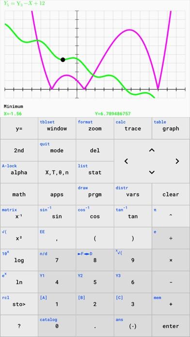 Graphing Calculator Pro² screenshot 4