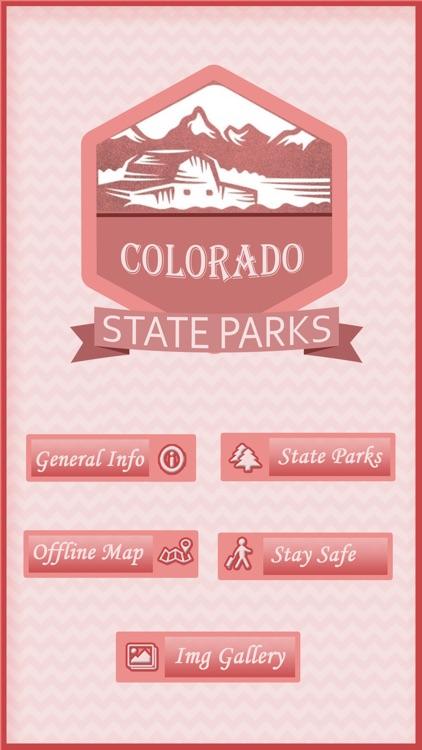 Colorado - State Parks Guide