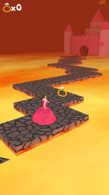 Castle Princess Runner
