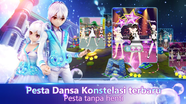 OkeDance - Dancing Night screenshot-0