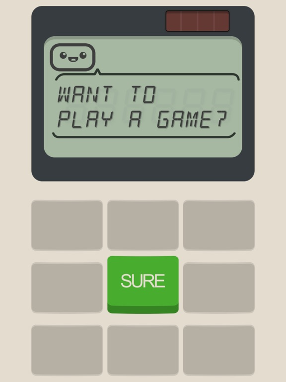 Calculator: The Game на iPad