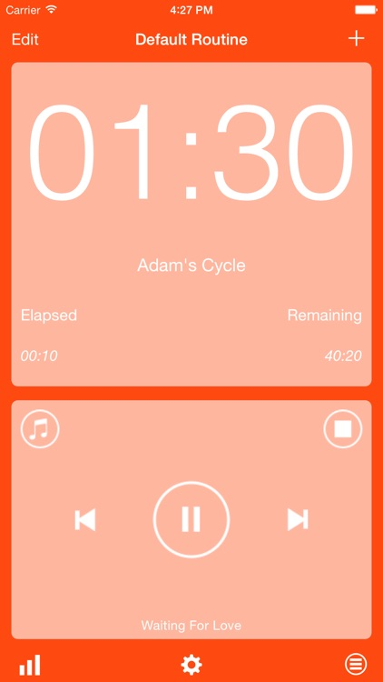 HIIT Interval Timer