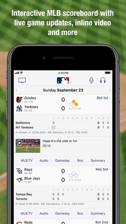 MLB At Bat screenshot-3