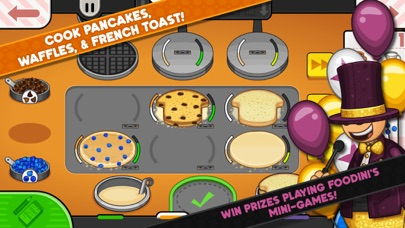 Papa's Pancakeria To Go! screenshot 3