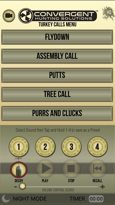Screenshot for Wild Turkey Pro in United States App Store