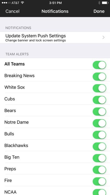 NBC Sports Chicago screenshot-3