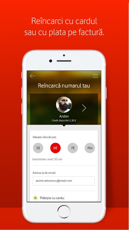My Vodafone Romania screenshot-6
