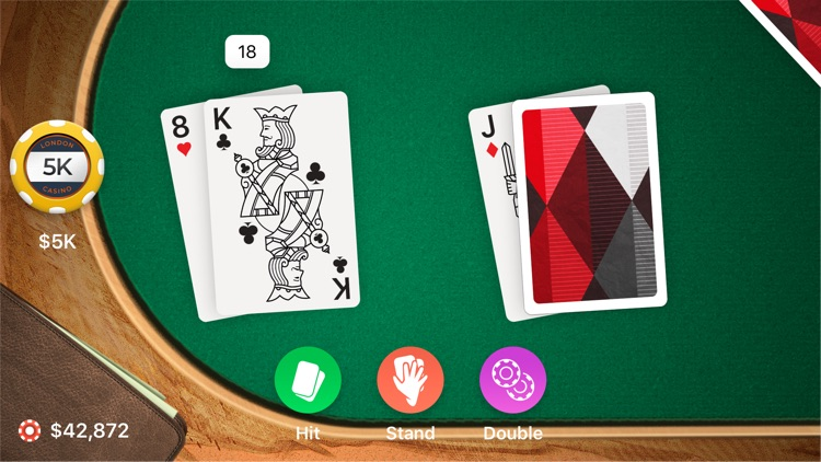 Blackjack screenshot-2