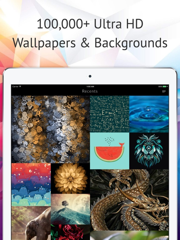 Skywall Pro - HD+ Wallpapers Screenshots