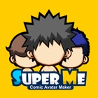 SuperMe酷脸 — 制作专属你的动漫卡通头像 icon