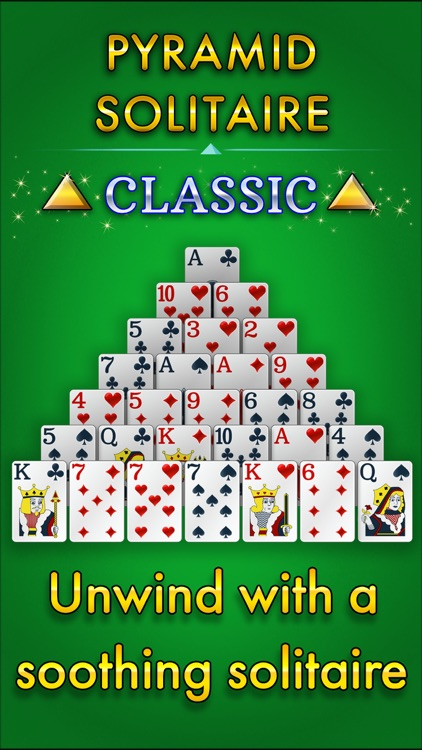 Pyramid Solitaire Classic screenshot-4