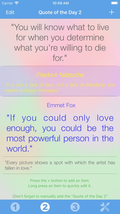 Quote of the Day Widget screenshot-4