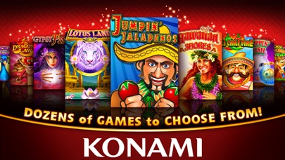 download my KONAMI - Real Vegas Slots